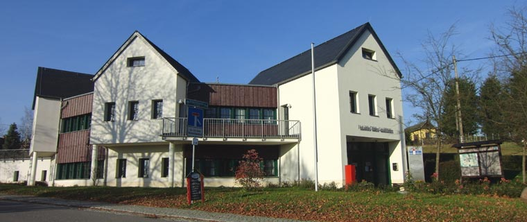 Hinterhermsdorf Haus des Gastes